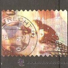 Sellos: YT 1566 HOLANDA 1996. Lote 87365200