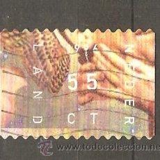 Sellos: YT 1565 HOLANDA 1996. Lote 84834286