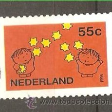 Sellos: YT 1526 HOLANDA 1995. Lote 84836776