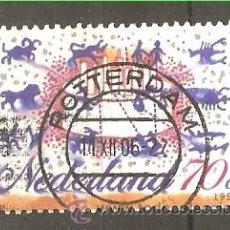 Sellos: YT 1510 HOLANDA 1995. Lote 85160096