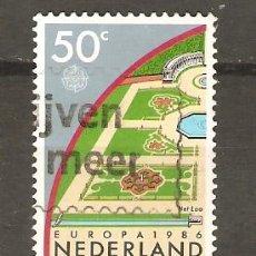Sellos: YT 1262 HOLANDA 1986. Lote 183694691