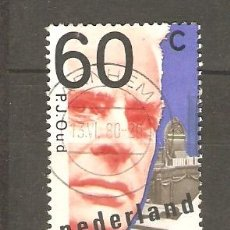 Sellos: YT 1124 HOLANDA 1980. Lote 56827365