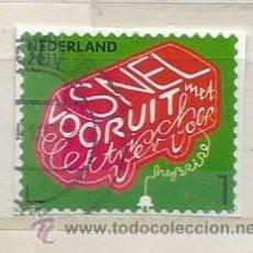 Sellos: 2011 HOLANDA, BUSY GREEN. Lote 143991705