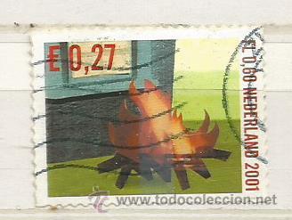 2001 HOLANDA, NAVIDAD (Sellos - Extranjero - Europa - Holanda)