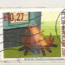 Sellos: 2001 HOLANDA, NAVIDAD. Lote 46936889