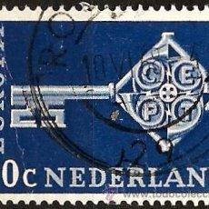Sellos: HOLANDA 1968- YV 0871. Lote 51390878