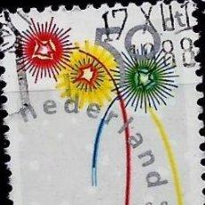 Sellos: HOLANDA 1988- YV 1326. Lote 51410474