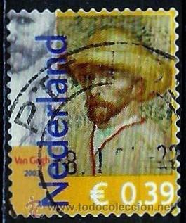 HOLANDA 2003- YV 2007 (Sellos - Extranjero - Europa - Holanda)