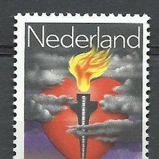 Sellos: HOLANDA - 1978 - MICHEL 1124 // SCOTT 581** MNH. Lote 222350630