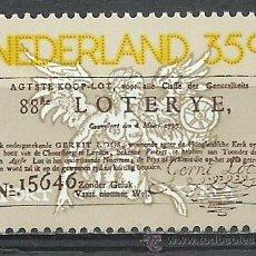 Sellos: HOLANDA - 1976 - MICHEL 1063 // SCOTT 535** MNH. Lote 222350668