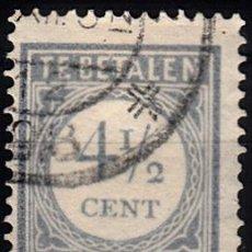 Sellos: IVERT TASA 50. USADO. SELLO DE 1912-22.. Lote 60078835