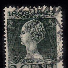 Sellos: HOLANDA 1923. YVERT 118 USADO.. Lote 276559423