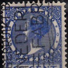Sellos: HOLANDA 1924-27. YVERT 144 USADO.. Lote 62011232
