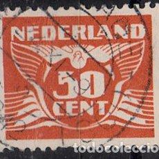 Sellos: HOLANDA 1941. YVERT 381 USADO.. Lote 276556308