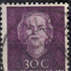 Sellos: HOLANDA 1949-50. YVERT 517 USADO.. Lote 276554563