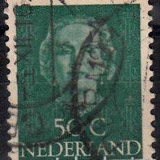 Sellos: HOLANDA 1949-50. YVERT 522 USADO.. Lote 276539408