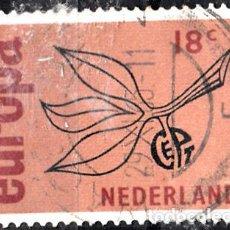 Sellos: HOLANDA 1965. YVERT 822 USADO. EUROPA.. Lote 207137838