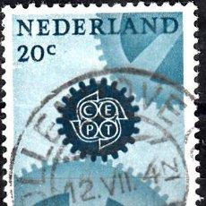 Sellos: HOLANDA 1967. YVERT 850 USADO. EUROPA.. Lote 207137871