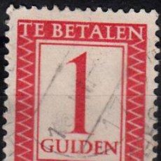 Timbres: HOLANDA 1947-58. YVERT TASA 104 USADO.. Lote 189879075
