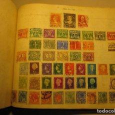 Sellos: LAMINA CON SELLOS ANTIGUOS DE HOLANDA. Lote 64302059