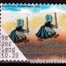 Sellos: 2006. HOLANDA. HOLANDA BAJO LOS OJOS DE LOS ARTISTAS. 0,39 €. MNG. *, (17-322). Lote 76442555