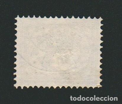 Sellos: Holanda.Colonias del Caribe.Curaçao.1915-20.-7 1/2 cent.Yvert 49.Usado - Foto 2 - 77288049