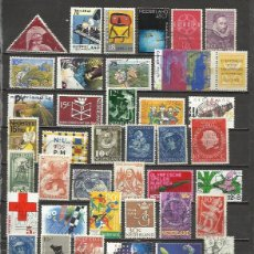 Sellos: G81-LOTE SELLOS HOLANDA SIN TASAR,ANTIGUOS,MODERNOS,SIN REPETIDOS. ***************** STAMPS LOT WITH. Lote 78392497
