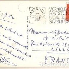 Sellos: HOLANDA & BILHETE POSTAL, DAM KONINKLIJK PALEIS, AMSTERDAM PARA LILLE FRANCE 1952 (244) . Lote 84776488