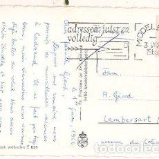 Sellos: HOLANDA & BILHETE POSTAL, ZWIN CADZAND, MIDDELBURG PARA LAMBERSART FRANCE 1966 (246). Lote 84776732