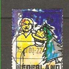 Sellos - YT 1807F Holanda 2000 - 102695063