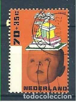 YT 1560 HOLANDA 1996 (Sellos - Extranjero - Europa - Holanda)