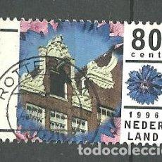 Sellos: YT 1546 HOLANDA 1996. Lote 109356600