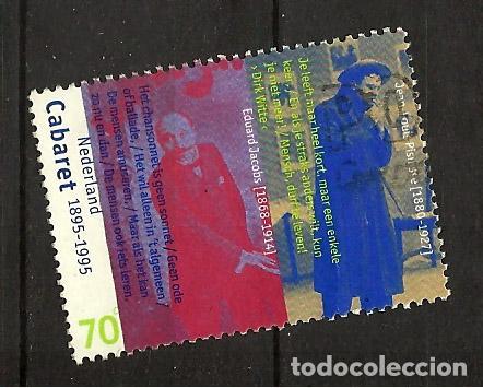 YT 1520 HOLANDA 1995 (Sellos - Extranjero - Europa - Holanda)