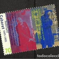 Sellos: YT 1520 HOLANDA 1995. Lote 95002191