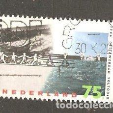 Sellos: YT 1276 HOLANDA 1986. Lote 138990389