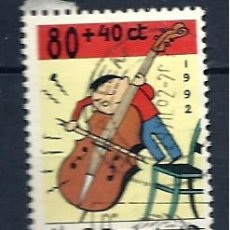 Sellos - YT 1421 Holanda 1992 - 105828124