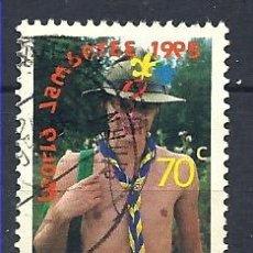 Sellos: YT 1511 HOLANDA 1995. Lote 105830110