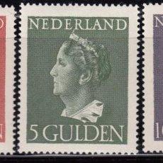 Sellos: 1946 - 1947 YVERT Nº 443 , 444 , 445 MH. Lote 95272499