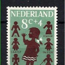 Sellos: YT 784 HOLANDA 1963. Lote 183694440