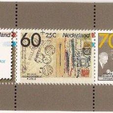 Sellos: HOLANDA ** & 100 AÑOS DE LA ASOCIACIÓN FILATÉLICA HOLANDESA, EXPOSICIÓN FILACENTO 1984 (26). Lote 102069319