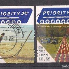 Sellos: HOLANDA 2006 - USADO. Lote 103050159