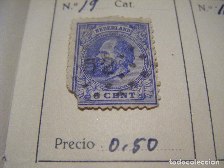 Sellos: JML SELLO NEDERLAND HOLANDA 5 CENT - Foto 1 - 105890743