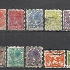 Sellos: Q500A-SELLOS CLASICOS HOLANDA SIN FILIGRANA 1924 137,50€ YVERT PAISES BAJOS,NETHERLAND.PAISES BAJOS.. Lote 119298075