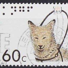 Sellos - Holanda 1985 • YT 1233 usado • Perro guía - 129107335