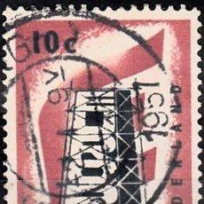 Sellos: HOLANDA 1956. YVERT 659 USADO. EUROPA.. Lote 207136341