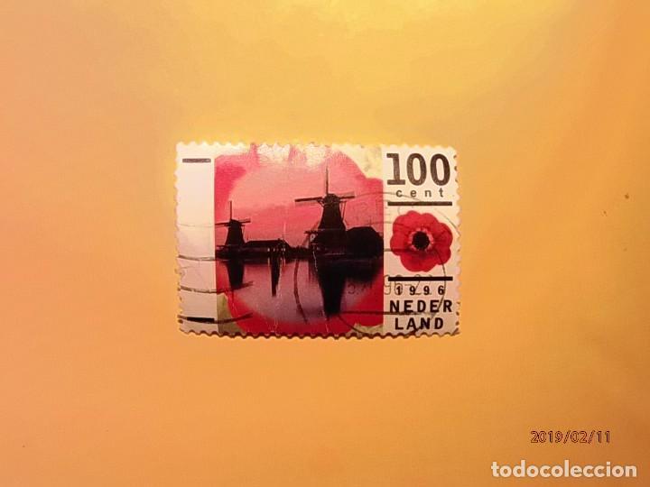 HOLANDA 1996 - PAISES BAJOS - MOLINOS. (Sellos - Extranjero - Europa - Holanda)