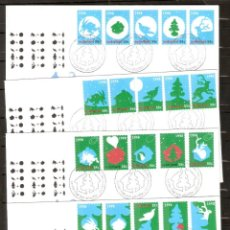 Sellos: HOLANDA.1998. FDC Nº 395/1,2,3,4.. Lote 155419718