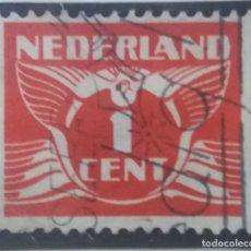 Sellos: SELLO HOLANDA, NEDERLAND 1 CENT, AÑO 1930.. Lote 157468554