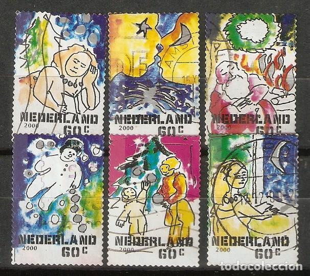 HOLANDA. 2002. NAVIDAD (Sellos - Extranjero - Europa - Holanda)