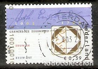 HOLANDA. 2003. YT 2020 (Sellos - Extranjero - Europa - Holanda)